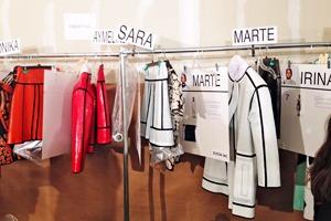 Дневник модели: Эксклюзив для Proenza Schouler на Нью-Йоркской неделе моды