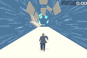 Игра-раннер про квантовый ускоритель вышла на Steam