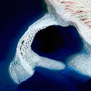 Как выглядит Китай: Сюрреалистичные фотографии из космоса