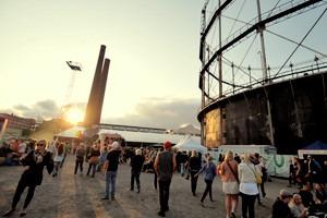 Фестиваль Flow в Хельсинки: Лайвы на электростанции, кино и финские леса