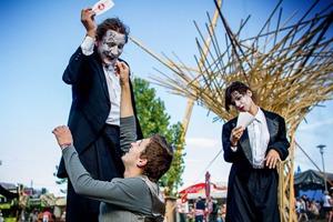 Дневник с фестиваля Sziget: DIY-рай, бар Чака Норриса и танцы под The XX