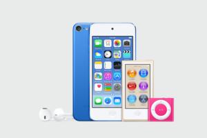 Слух: Apple готовится выпустить новые версии iPod
