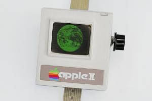 Концепт дня: DIY-часы Watch в стиле Apple II 1977 года