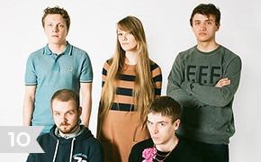 10 молодых музыкантов. Brandenburg