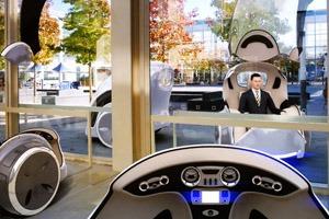 В Англии запустят беспилотные такси
