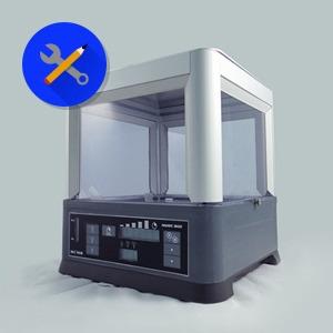 Гаджет полирует предметы из 3D-принтера до блеска