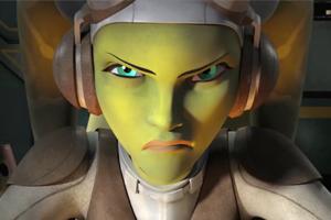 Показаны первые кадры нового мультсериала Star Wars