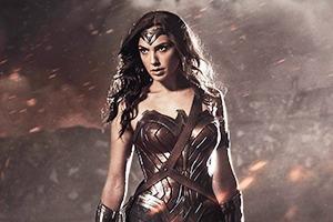 Зак Снайдер выложил фотографию Чудо-женщины из «Бэтмена против Супермена»