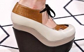 Высота: 10 тенденций обуви FW 2011