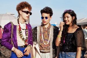 Primavera Sound: 15 девушек в очках и другие люди на фестивале