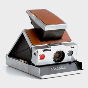 Дизайн-объект: Polaroid SX-70, изменивший любительскую фотографию