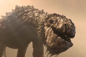 Фильм дня: фантастика об огромном звере и маленьких людях