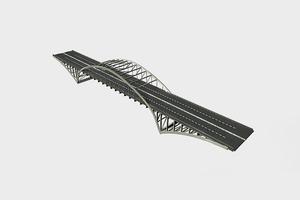 Для Амстердама распечатают мост из металла