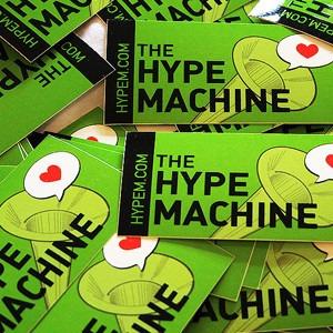 Прямая речь: Антон Володькин, Hype Machine