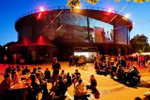 Фестиваль Pitch в Амстердаме: Танцы на бывшей фабрике, велотуры и Северное море