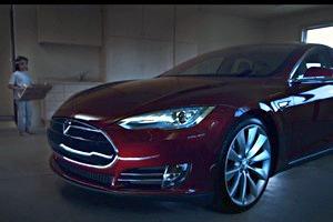 Любительская реклама Tesla впечатлила компанию и Маска