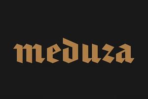 Издание Meduza обновило логотип