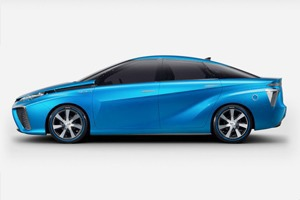 Toyota анонсировала и показала конкурента автомобилям Tesla Motors