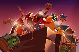Опубликован первый трейлер стратегии Angry Birds