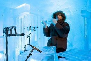 В Норвегии пройдет «ледяной» музыкальный фестиваль