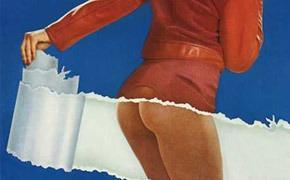 Части тела: Обнаженные женщины на фотографиях 70х-80х годов