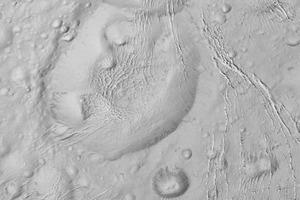 Фото дня: Северный полюс Энцелада