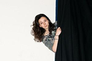 Профессия: Маша Вдовина, актриса