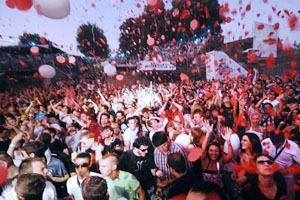 Пять российских музыкантов выступят на сербском фестивале EXIT