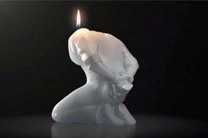Amnesty International собирает средства продажей свечей