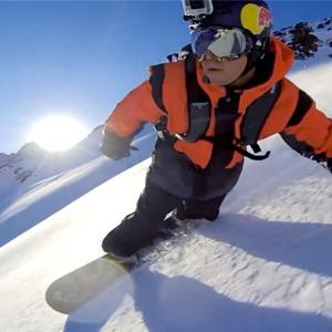 Камера GoPro стала главным атрибутом каждого спортсмена