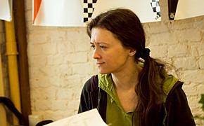 Шаши Мартынова и книжная лавка «Додо»