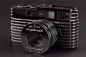 Дизайнер создал фотоаппарат-головоломку Leica