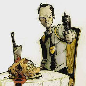 Как сделать захватывающий детективный комикс о еде