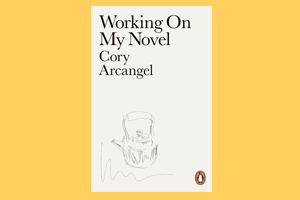 Цифровой художник «написал» роман из твитов о работе над книгой
