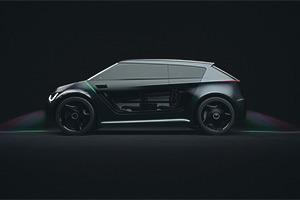 Концепт: как будет выглядеть транспорт в 2029 году