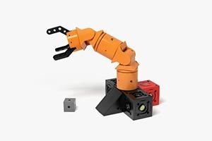 Своего робота можно будет построить из кубиков