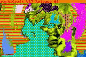 Утерянные работы Уорхола нашли на разлагающихся дискетах