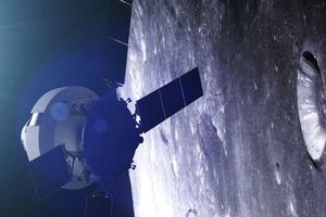 НАСА представило визуализацию миссии по захвату астероида