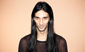 Гардероб: художник и модель Роман Якубсон