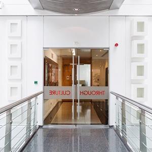 Просторный «зеленый» офис лондонского агентства Flamingo