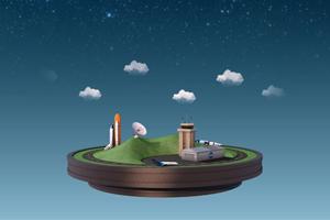 Google и NASA создают автономных роботов для МКС