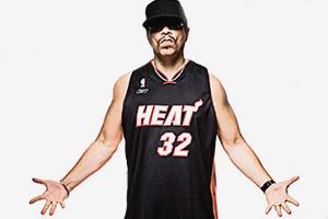 Рэпер Ice-T записывает аудиокнигу в жанре фэнтези