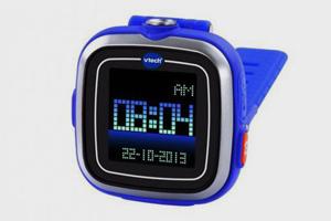 VTech выпускают первые в мире «умные» часы для детей