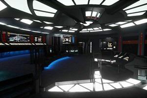 Капитанский мостик корабля из «Звёздного пути» создали для Oculus Rift