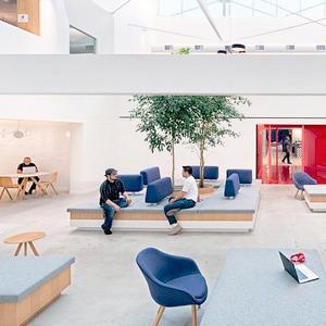 Где работает Доктор Дре: Фоторепортаж из офиса Beats Electronics