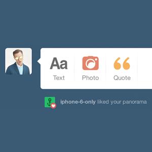 10 незаметных интерфейсных решений компании Tumblr