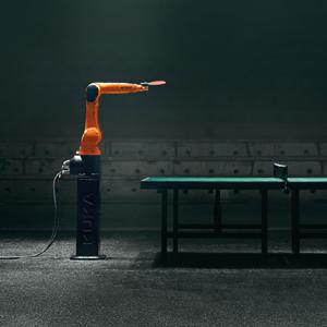 Роботы, которые не промахиваются: Каким станет спорт будущего