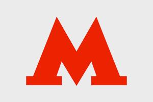 Студия Артемия Лебедева создала логотип московского метро