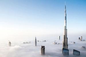 Строительство высочайшего здания в мире начнётся в апреле