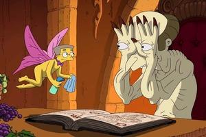 Гильермо дель Торо снял интро хэллоуинских «Симпсонов»